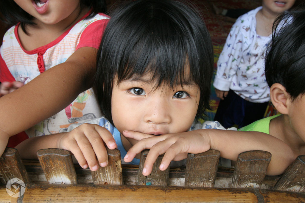 Thai Girl documentary elementary school thailand photographed by Yonit Schiller © 2015  יונית שילר