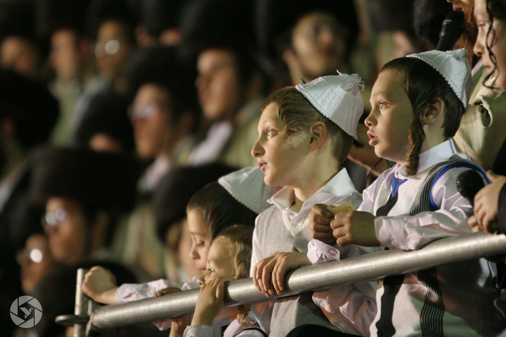 jerusalem lag baomer orthodox charedi children photographed by Yonit Schiller © 2015 יונית שילר